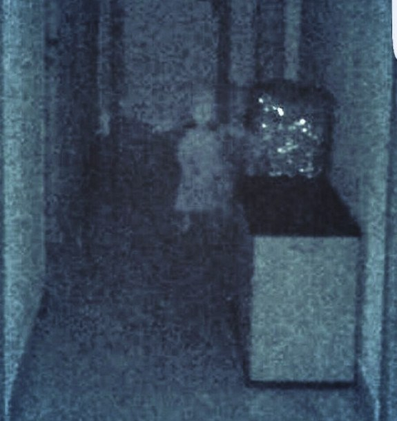 ghost of young girl